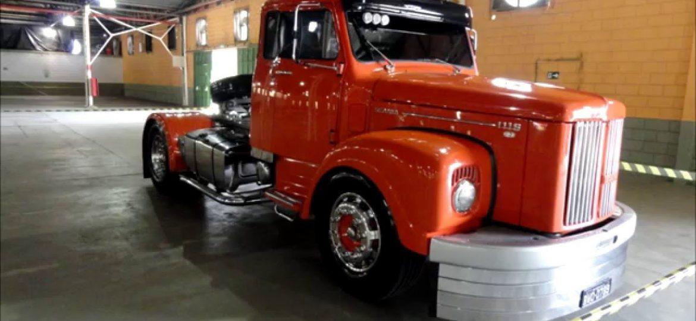 Caminhões clássicos que marcaram época.